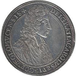 Austria Olmutz 1704 Karl III Josef Taler