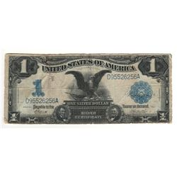 United States 1899 $1 Silver Certificate