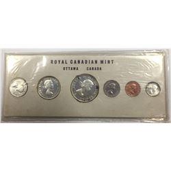 Canada: 1960 Proof Like / PL Coin Set in Orginal Cardboard