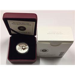 Canada 2013 $3 Martin Short Presents Canada Pure Silver Coin