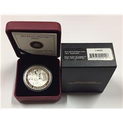 Canada 2013 $20 J.E.H. MacDonald Pure Silver Coin