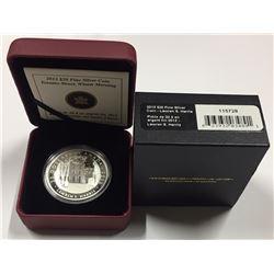 Canada 2013 $20 Lawren S. Harris, Toronto Street Winter Morning, Group of Seven, Silver Coin