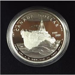 Canada Silver Dollar Collection - 5 Pieces