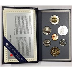 Canada 1997 Flying Loon Specimen Coin Set