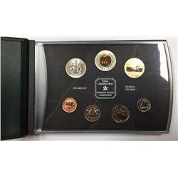 Canada 1998 Specimen Coin Set