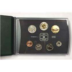 Canada 1999 Nunavut Specimen Coin Set