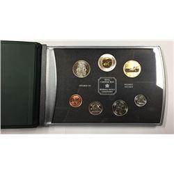 Canada 2001P Specimen Coin Set