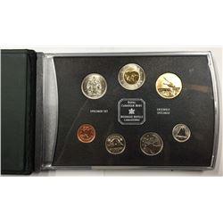 Canada 2004P Goose Specimen Coin Set