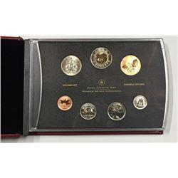 Canada 2006 Snowy Owl Specimen Coin Set