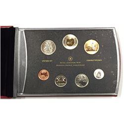 Canada 2007 Trumpeter Swan Specimen Coin Set
