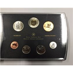 Canada 2009 Great Blue Heron Specimen Coin Set