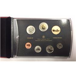 Canada 2010 Special Edition Specimen Coin Set - Young Lynx