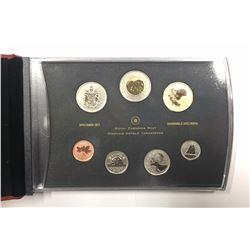 Canada 2011 Great Grey Owl Specimen Coin Set