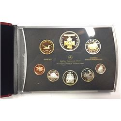Canada 2006 Victoria Cross Double Dollar Proof Set