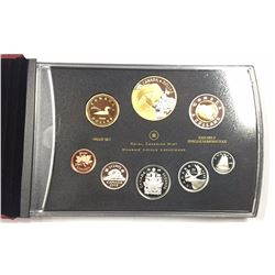 Canada 2008 Quebec City Double Dollar Proof Coin Set