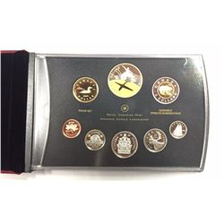 Canada 2009 First Flight Double Dollar Proof Coin Set