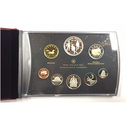 Canada 2012 200th Anniversary of the War of 1812 Double Dollar Proof Set