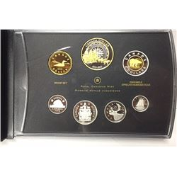 Canada 2013 100th Anniversary of Arctic Expedition 1913-1916 Pure Silver Double Dollar Proof Set