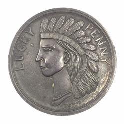 Canada 1927 Lucky Penny Niagara Falls Medal
