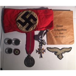 Germany Third Reich Memorabilia Lot