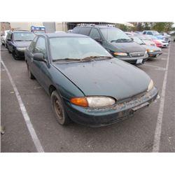 1996 Mitsubishi Mirage