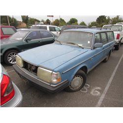 1986 Volvo 245