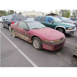 1990 Plymouth Laser