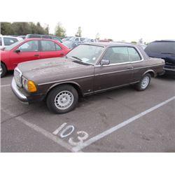 1980 Mercedes-Benz 300CD