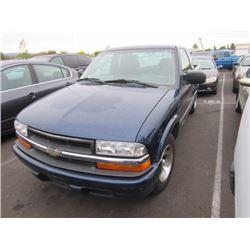 2000 Chevrolet S-10