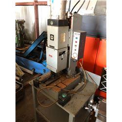 Taumel Assembly Systems Rivet Spinnter Model T-500 6453