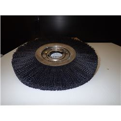 "Weiler 86134 NYLOX 12"" Abrasive Nylon Wheel Pack of 2"