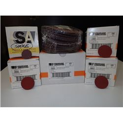 Misc. Standard Abrasives Quick Change TS Discs Approx. 180 pieces *See Pics for Part Numbers*