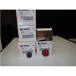 Misc. Standard Abrasives Quick Change TR Discs Approx. 200 Pieces *See Pics for Part Numbers*