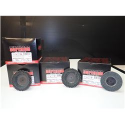 Misc. Superior Abrasives Quick Change Flex Discs Approx. 40 pieces *See Pics for Part Numbers*