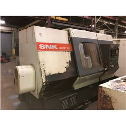 SNK SUT-70 CNC Lathe