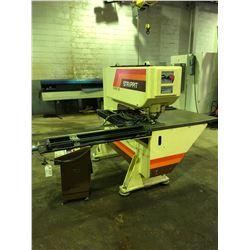 Strippit Super 30/30 Super AG Turret Punch Press