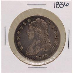 1836 Capped Bust Half Dollar Coin