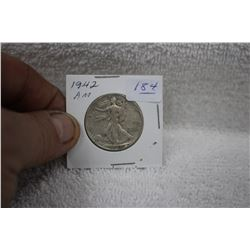U.S.A. Fifty Cent Coin (1)