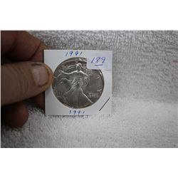 U.S.A. Silver Dollar
