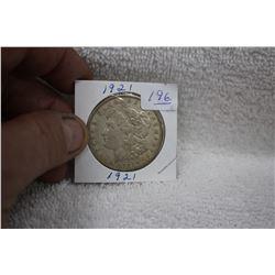 U.S.A. Peace Dollar (1)