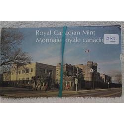 Canada Coin Sets (3)