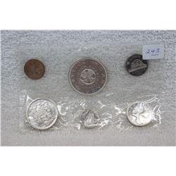 Canada Coin Set