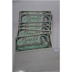 Canada Dollar Bill (6)