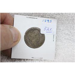 U.S.A. Twenty-five Cent Coin (1)