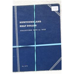 Nfld. Coin Collector Books (2)