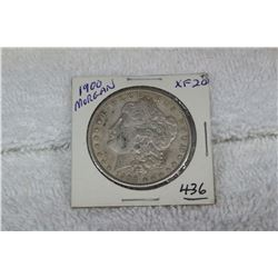 U.S.A. Morgan Dollar - XF20 Condition