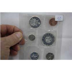 Canada Coins Set