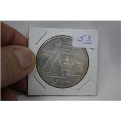 Olympic Five Dollar Coin (1)