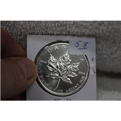 Canada Five Dollar Coin (1)