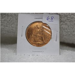 Large English Penny (1)